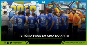 Boa-Hora FC 22-22 Madeira SAD: empate no regresso do Campeonato