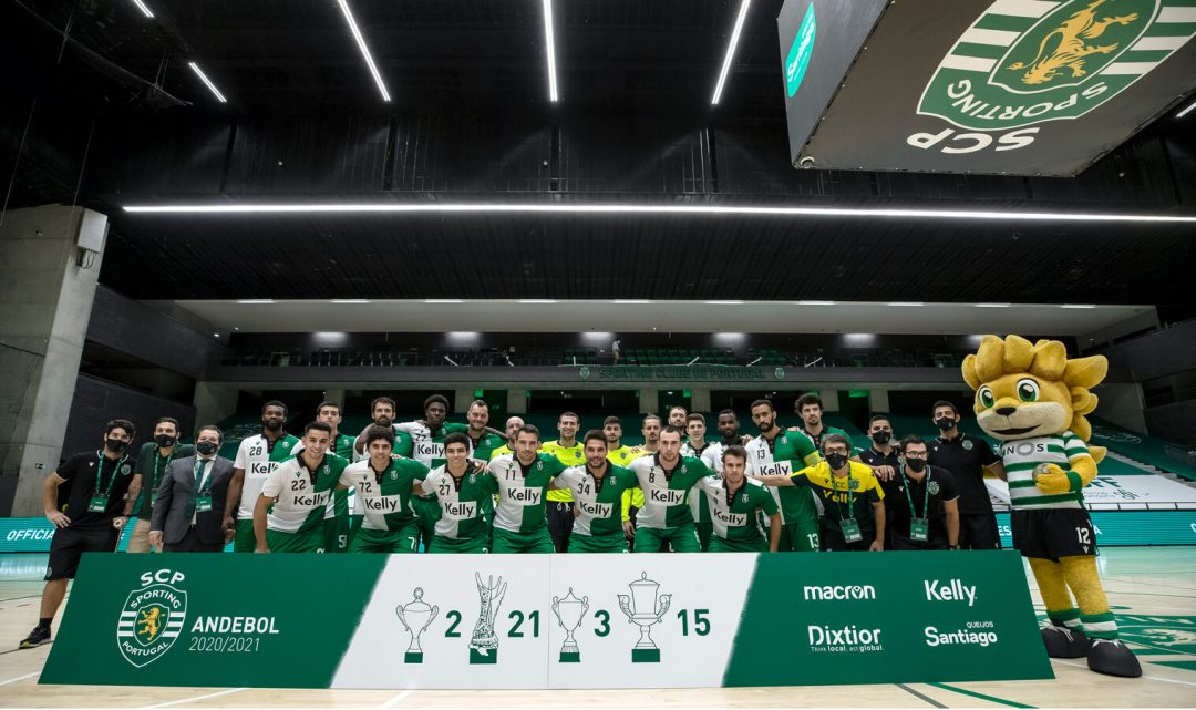 Sporting CP 20/21
