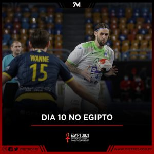 Dia 10 no Mundial do Egipto