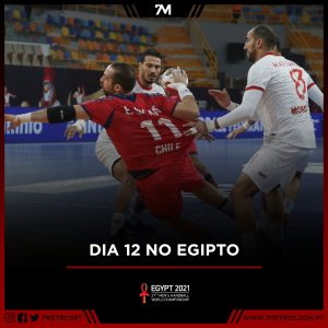 Dia 12 no Mundial do Egipto