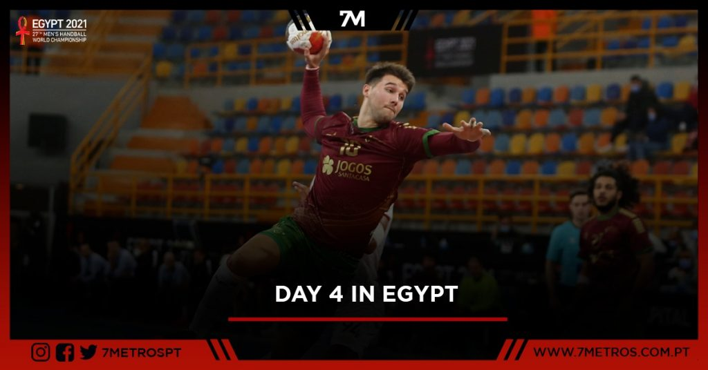 Day four in the World Cup in Egypt